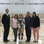 Volleyball Senior Night 2018
