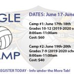 2019 Summer Volleyball Camp