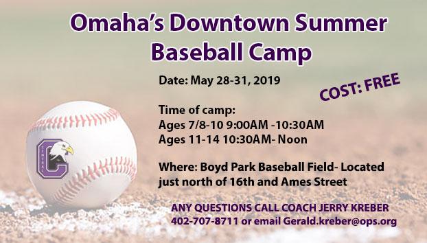 Free Summer Baseball Camp