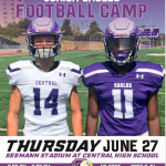 FREE Football Summer Camp