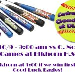 Central Softball Good Luck at Districts