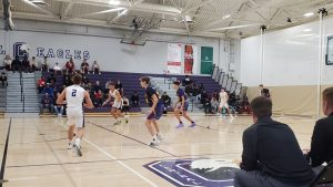 Boys JV Basketball 2019-20