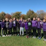 Girls Cross Country 2019