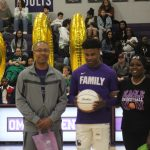 Basketball/Cheer Senior Night '20