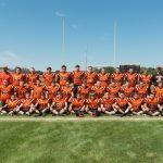 Ansonia High School Varsity Football beat National Trail High School 30-0
