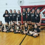 7th Grade Volleyball Finishes Runner-Up in CCC Tournament