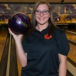 Senior Lexi Shinn Breaks Single game Bowling Record