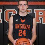 Ansonia High School Boys Varsity Basketball falls to Franklin Monroe High School 63-50