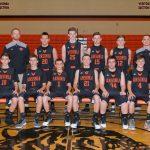 Ansonia High School Boys Junior Varsity Basketball falls to Franklin Monroe High School 47-36