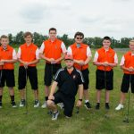 Boys Sectional Golf Results