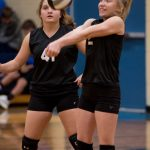 JH Volleyball vs. TV