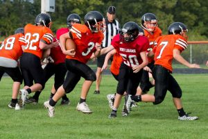 JH Football vs. Fort Loramie