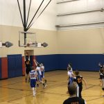 Boys 8th Grade Basketball beats Union City Middle School 49 – 31