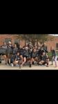 Girls 8th Grade Volleyball beats Bethel 2-0