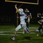 Bondurant Farrar High School Varsity Football beat Winterset High School 24-21