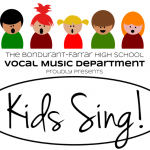 High School Choral Program to offer Kids Sing! Camp for Elementary Students