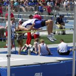 Track Teams Participate at the State Track Meet
