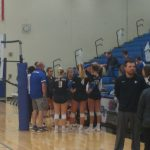 Bluejays Volleyball down Winterset to advance to regional finals!