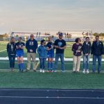 Girls Golf & Soccer Senior Night!