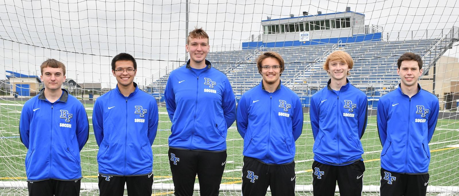 Boys Soccer Senior Night!