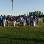 Baseball Senior Night!