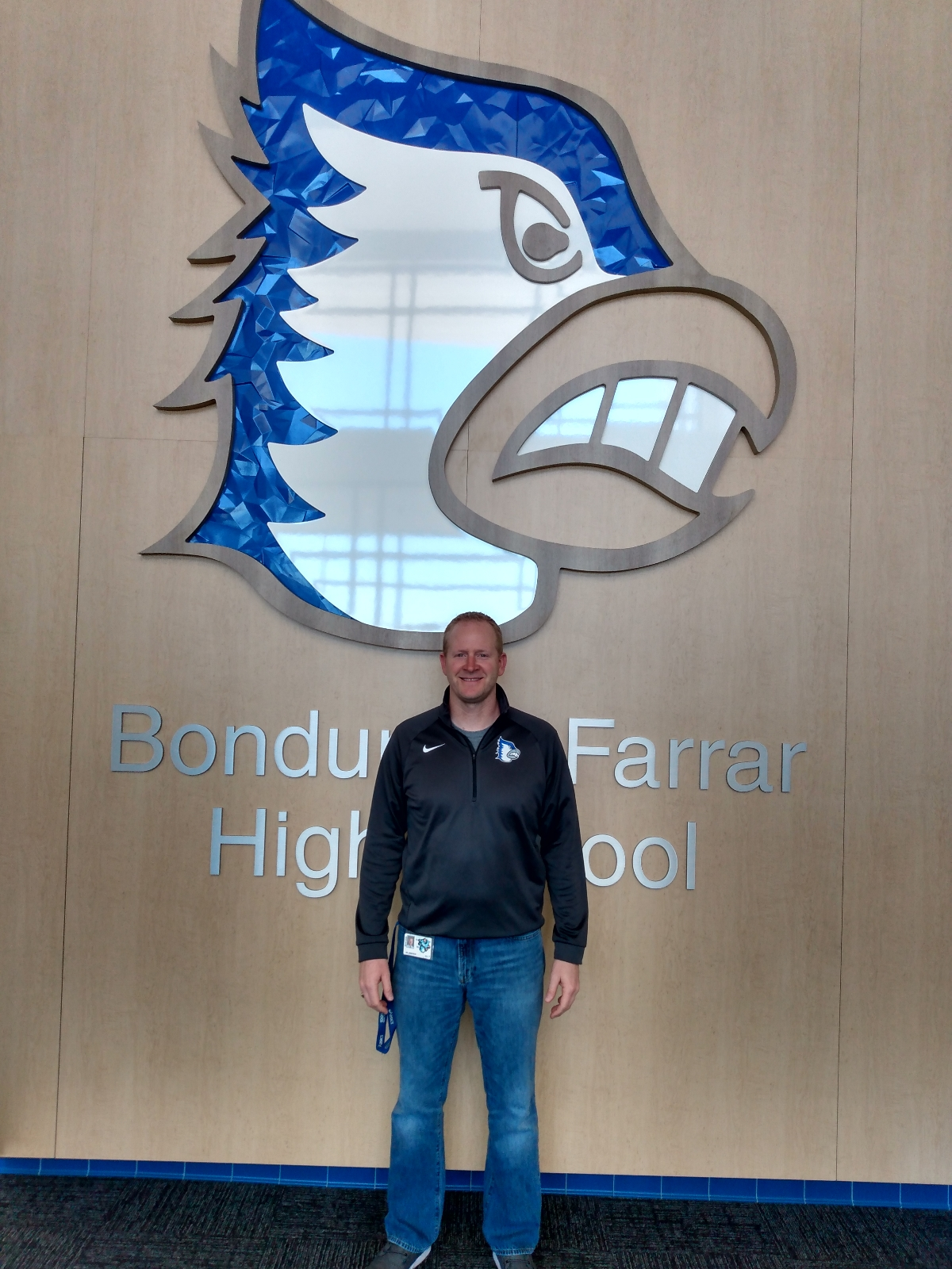 Introducing our New Head Girls Basketball Coach