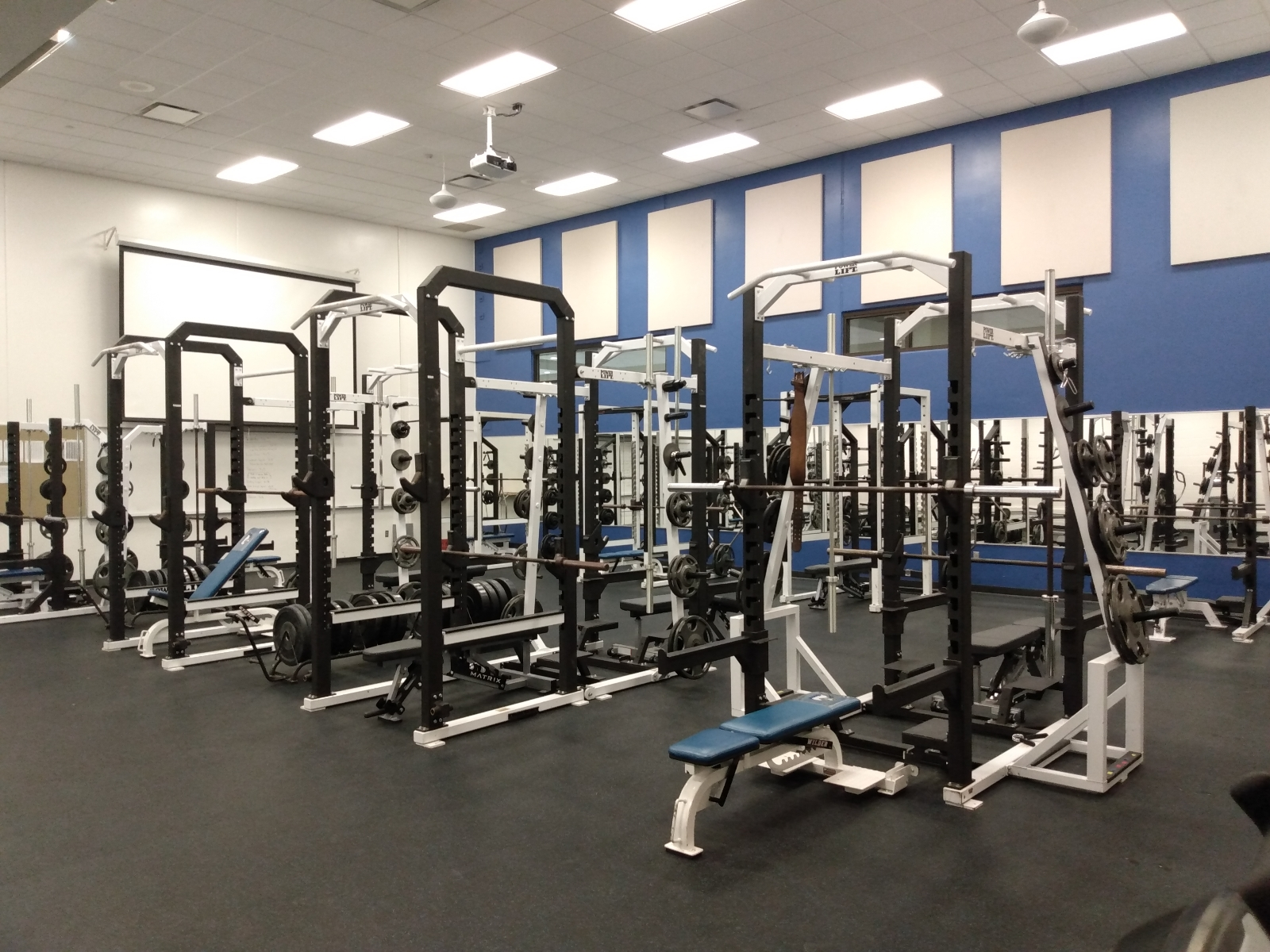 Athletic Registration and Strength & Conditioning Registration Open!