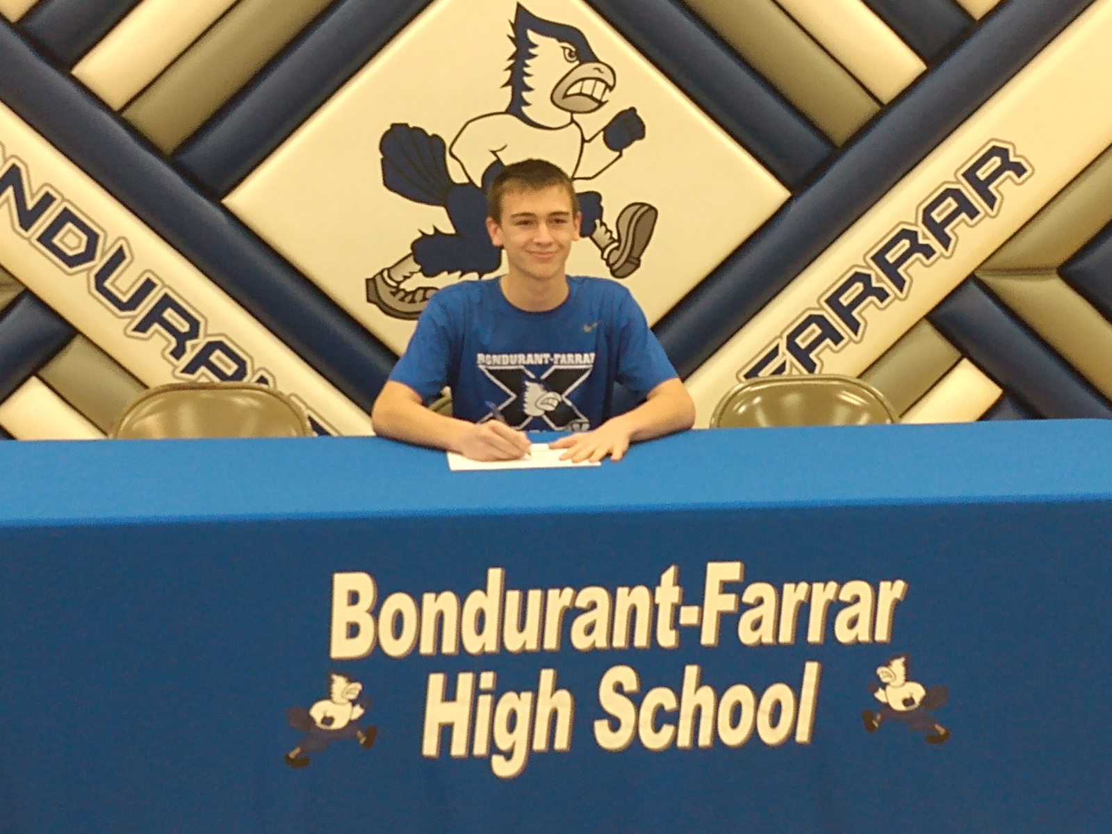 DK Cross-Country Signing