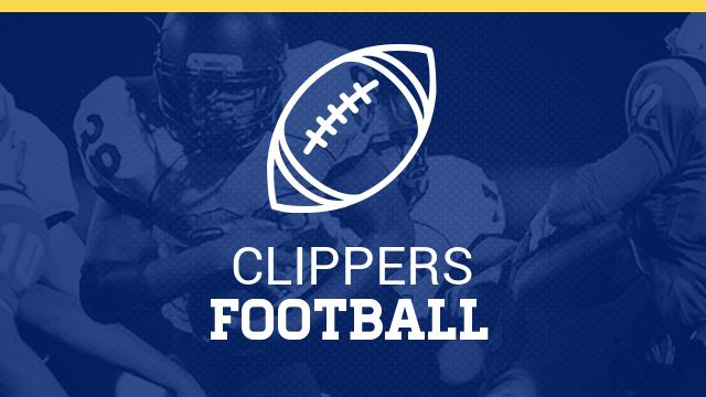 Football:  Strong Start, Solid Finish Lead Clippers Past Columbia