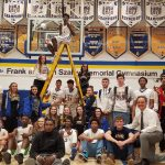 Boys Basketball:  Clippers Survive Brookside's Best Shot, Then Cut Down Nets as PAC Stripes Champs