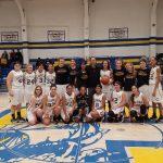 Girls Basketball:  Clippers Cruise on Senior Night