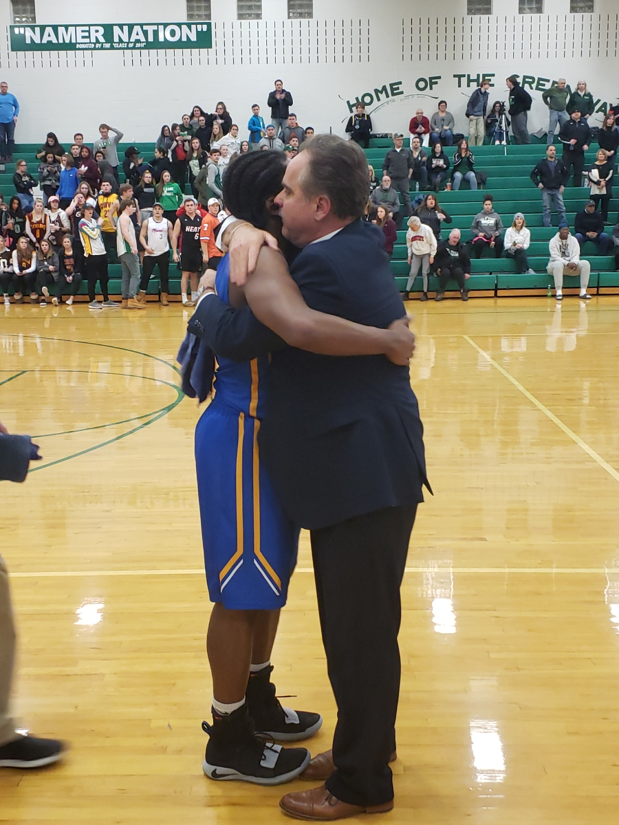 Boys Basketball:  Todd Joins 1,000 Point Club as Clippers Fall in Sectional Championship