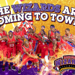 Harlem Wizards Coming to Clearview