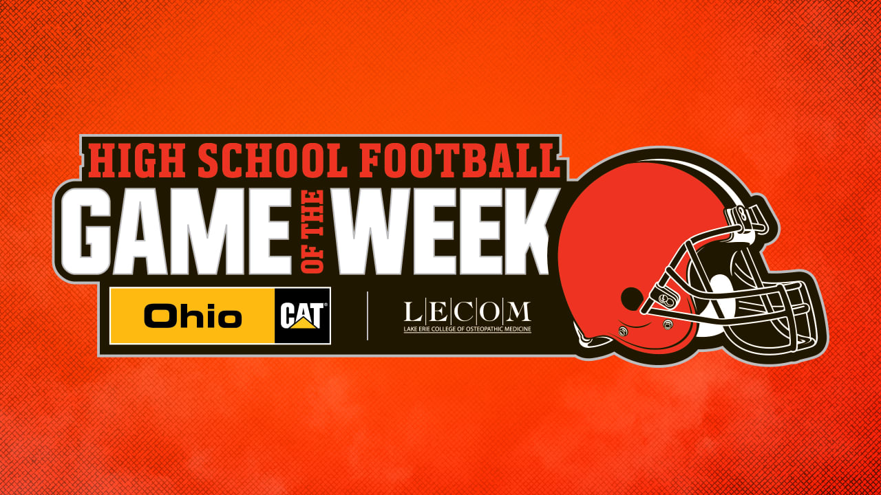 Clearview Nominated for Cleveland Browns High School Game of the Week
