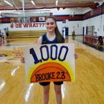 Brooke Rebman 1000 points