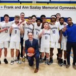 Coach Szalay 400th Win