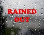 Baseball & Softball Games Cancelled Today
