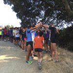 Monta Vista Cross Country Kicks Off 2016 Training