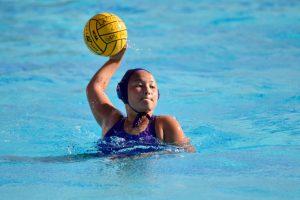 Girls Water Polo vs. Harker: photos courtesy of El Estoque