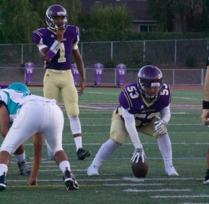 Football vs. Evergreen Valley: photos courtesy of El Estoque