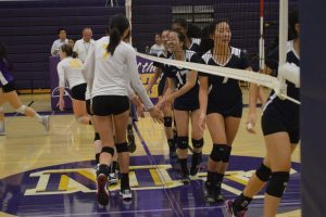 Volleyball v. Lynbrook- photos courtesy of El Estoque