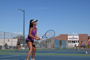 Tennis v. Homestead -photos courtesy of El Estoque
