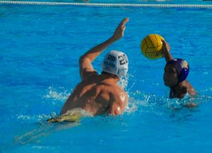 B. Water Polo v. Wilcox -Photos Courtesy of El Estoque