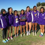 Cross Country Girls Head to State Meet for 4th Year in a Row!
