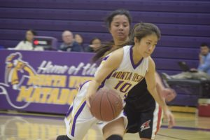 Girls Varsity Basketball v. Mt. Pleasant – Photos Courtesy of El Estoque