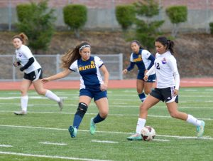 Varsity Girls Soccer v. Milpitas – Photos courtesy of El Estoque