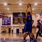 Varsity Boys Basketball v. Santa Clara - Photos courtesy of El Estoque