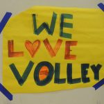 Volleyball v. Branham (Photos courtesy of El Estoque)