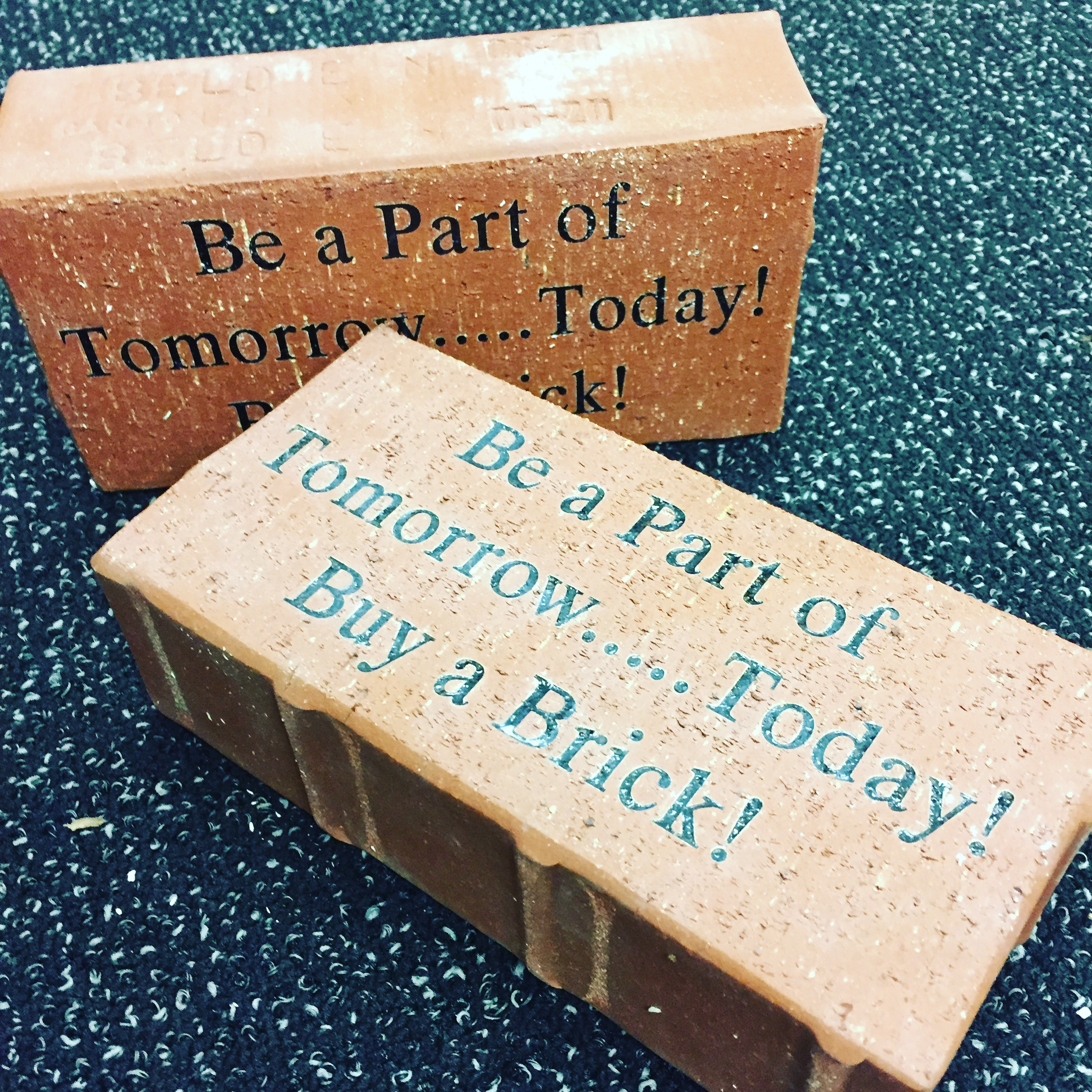 Donor Bricks Available!!!