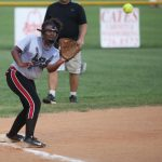 Russellville Middle School Softball beat Muhlenberg North Middle School 1-0